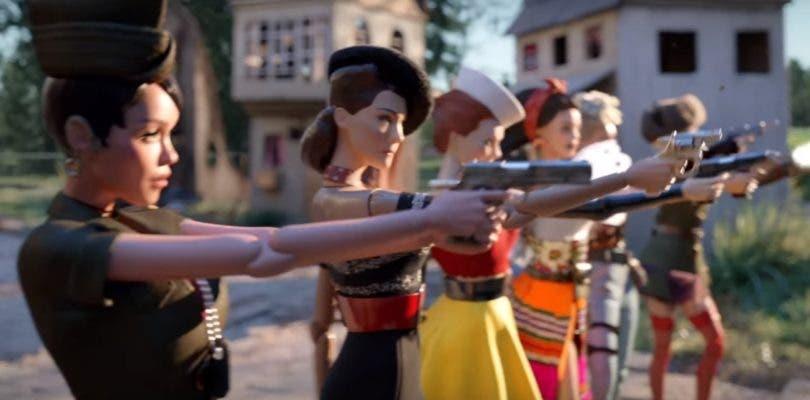 Las mujeres toman las armas en el nuevo tráiler de Bienvenidos a Marwen