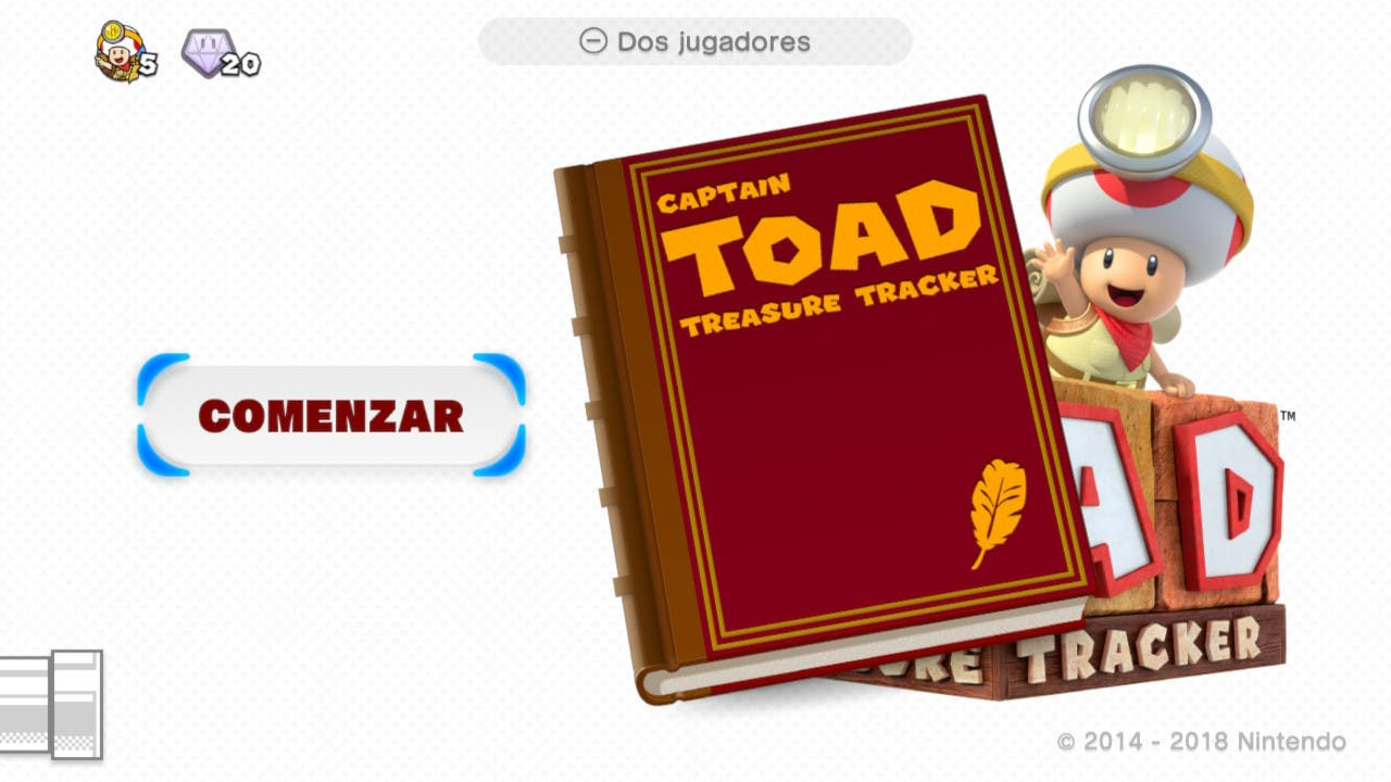 Captain Toad 1