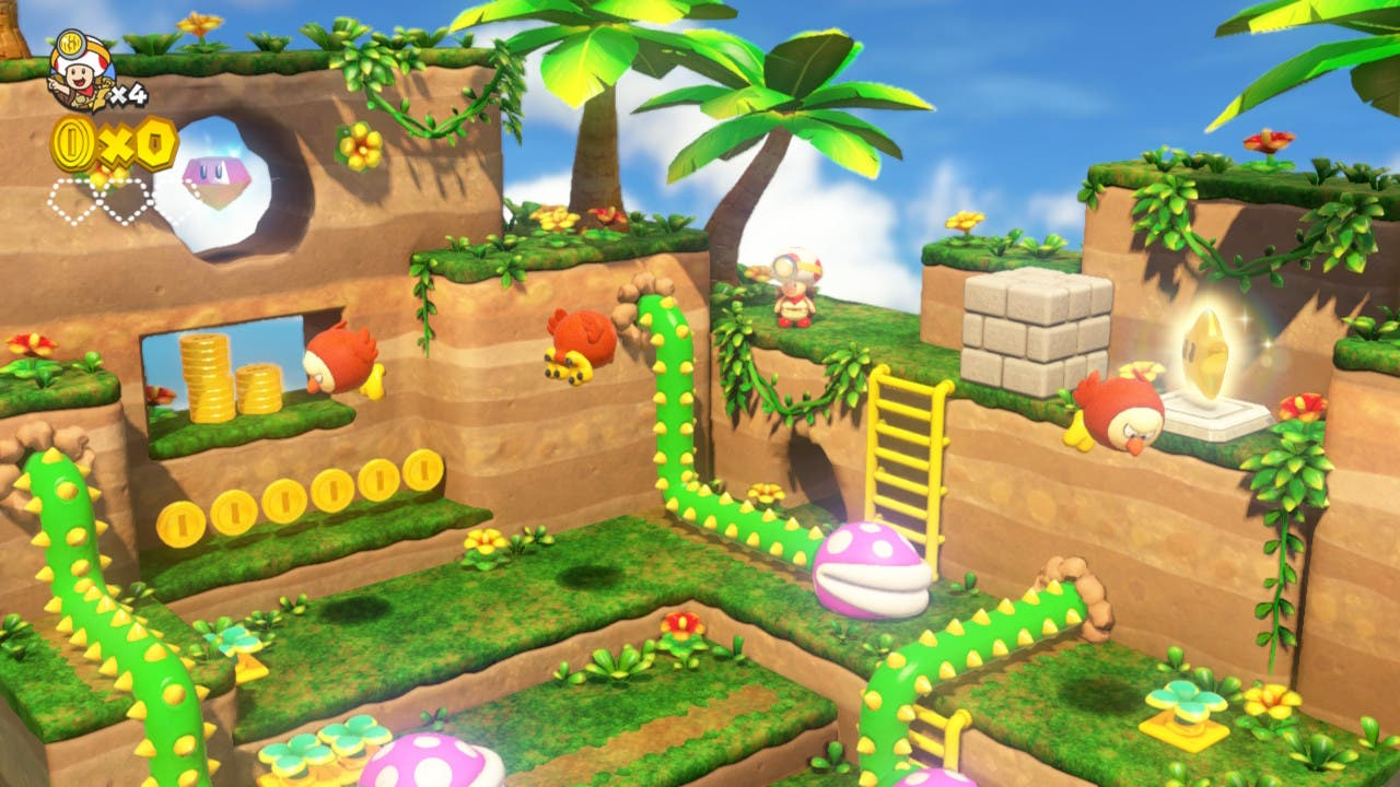 Captain Toad 3