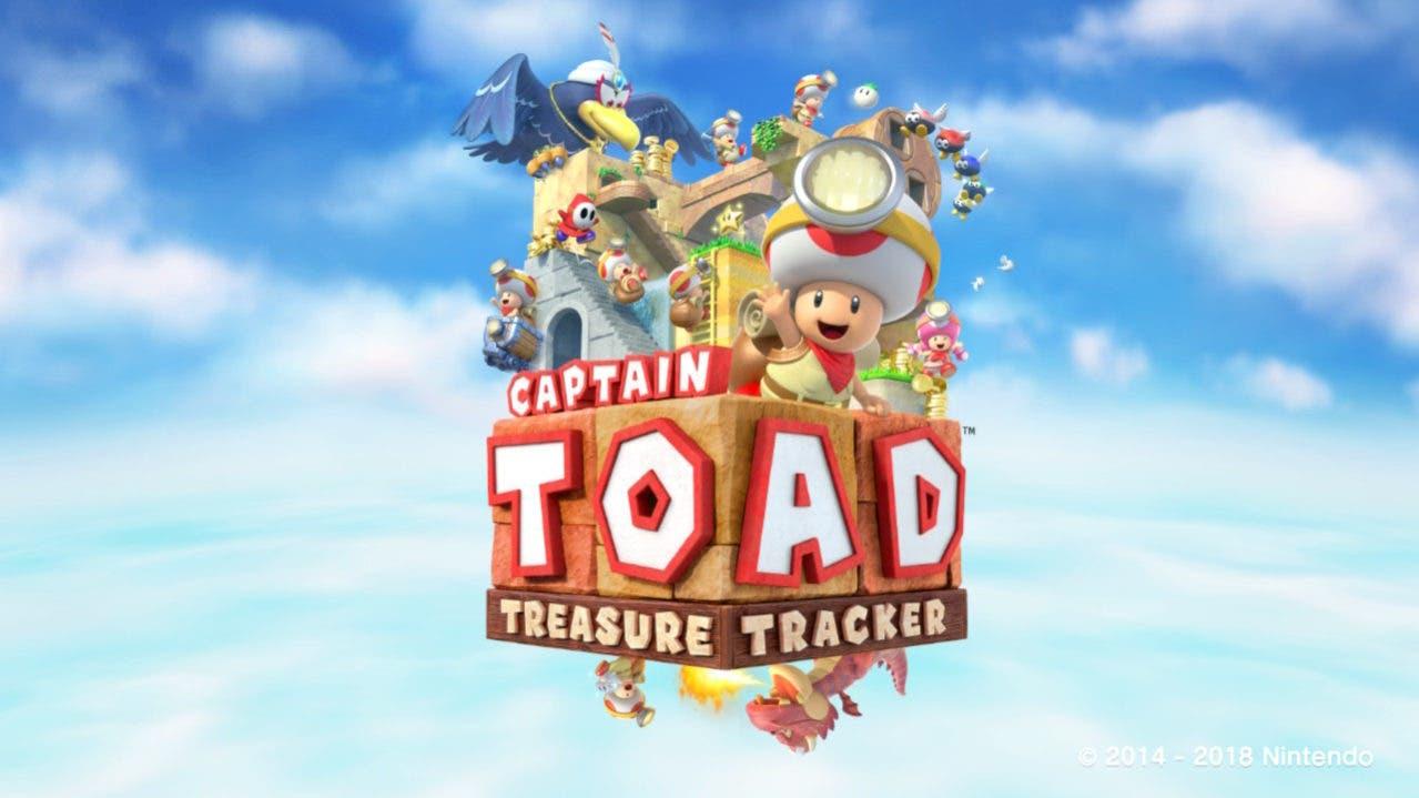 Imagen de Análisis Captain Toad: Treasure Tracker