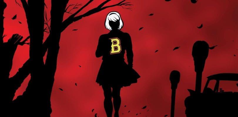 Netflix revela el primer póster oficial de la nueva serie de Sabrina