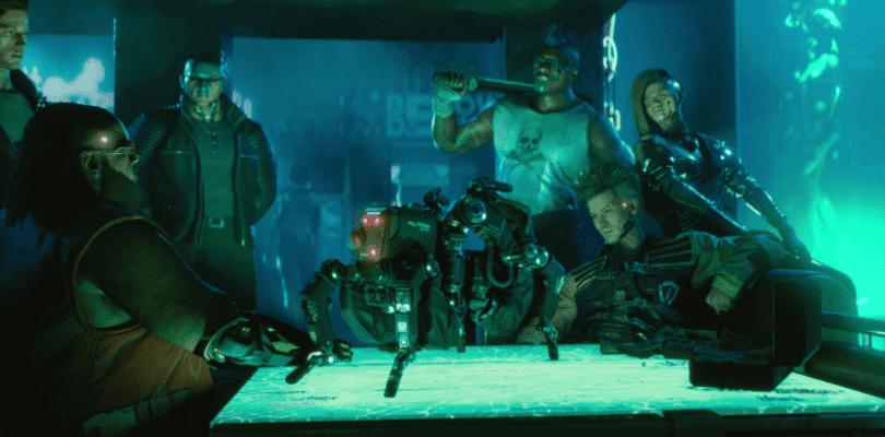 Hasta 10 guionistas trabajan en dar forma al mundo de Cyberpunk 2077