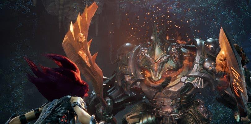 El estudio tras Darksiders III pensó en un posible Disputa como protagonista