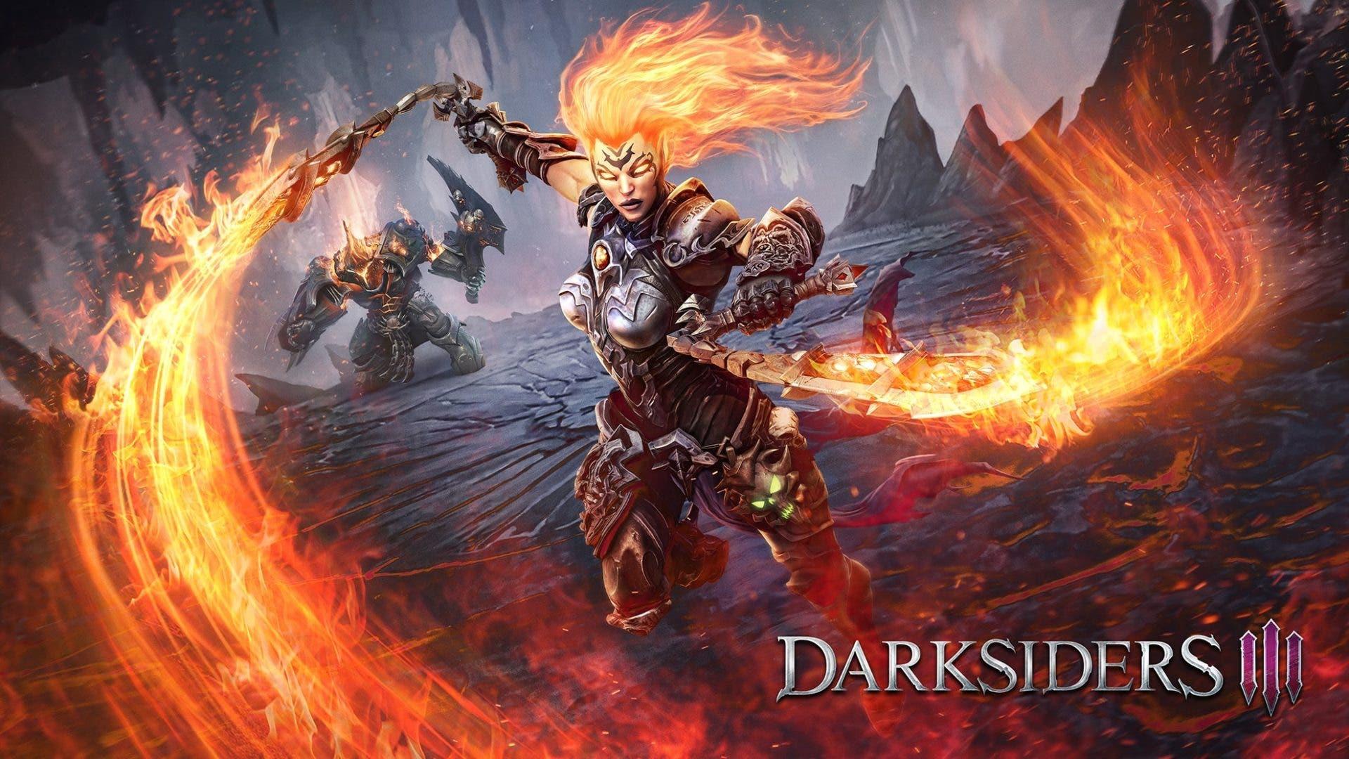 Imagen de Furia es la protagonista del nuevo tráiler de Darksiders III