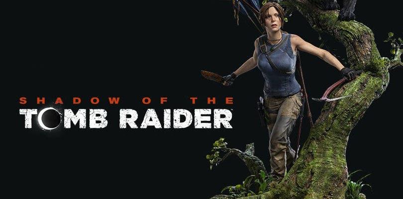 Weta Workshop sorprende con una impresionante pieza de Shadow of the Tomb Raider