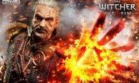 Prime 1 se enorgullece de una nueva e impresionante pieza sobre The Witcher
