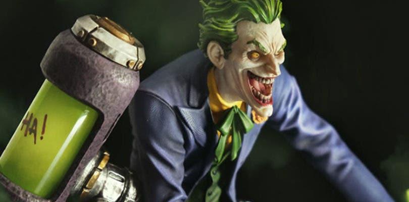 El Joker ríe con sorna en la nueva pieza de XM Studios