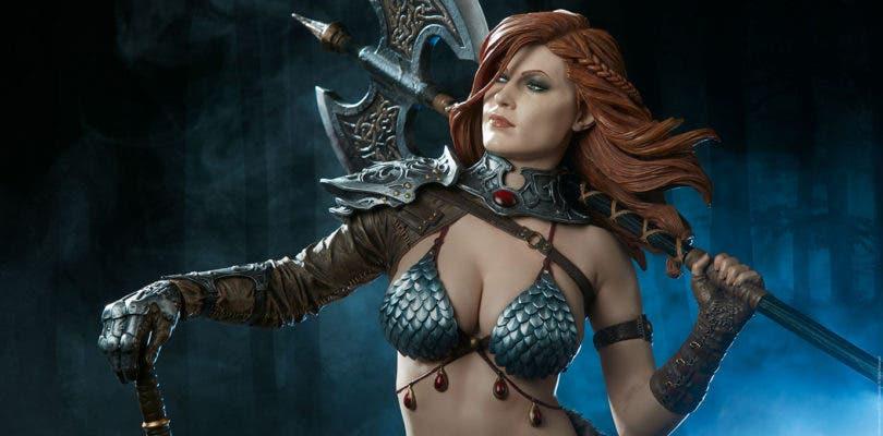 La nueva Red Sonja de Sideshow Collectibles enamora