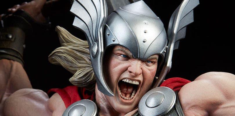 La nueva PF de Thor se revela completamente y este es el magnifico resultado