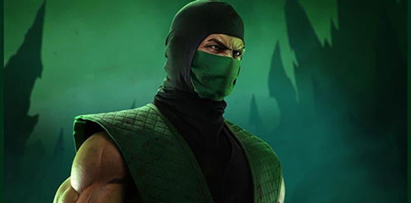 Pop Culture Shock nos ofrece a Reptile de Mortal Kombat más real que nunca