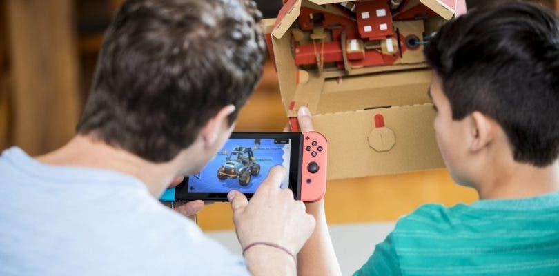 Anunciado Nintendo Labo: kit de vehículos con lanzamiento en septiembre