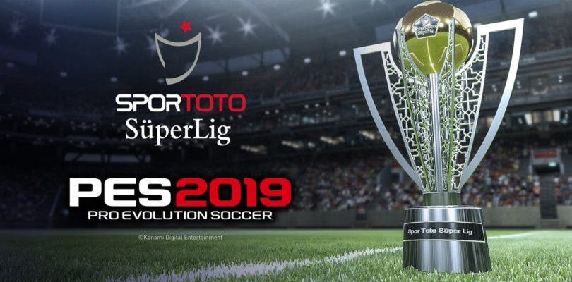 La SüperLig de Turquía estará completamente licenciada en PES 2019