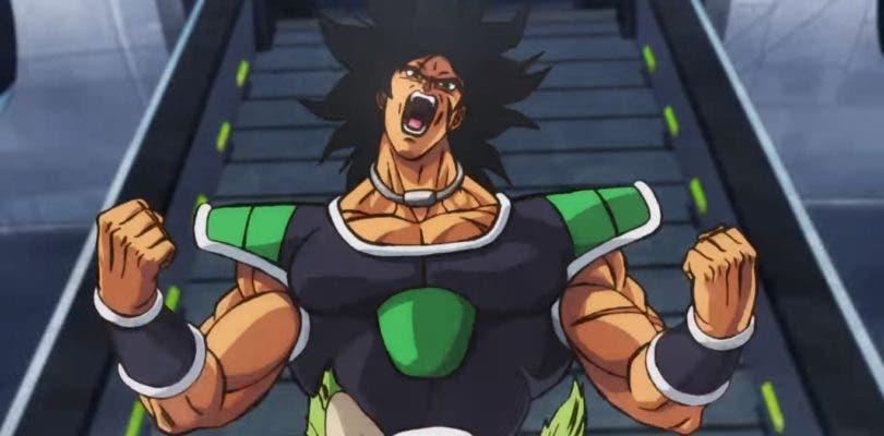 Leyenda y épica renacen en el brutal primer tráiler de Dragon Ball Super: Broly