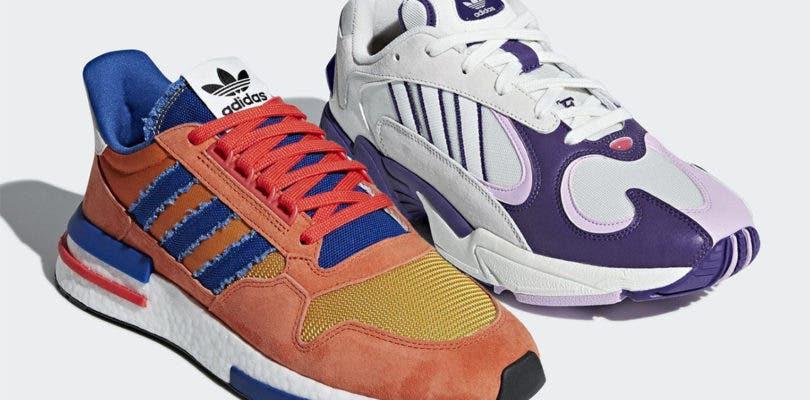 Adidas muestras más de cerca las zapatillas de Dragon Ball inspiradas en Goku y Freezer