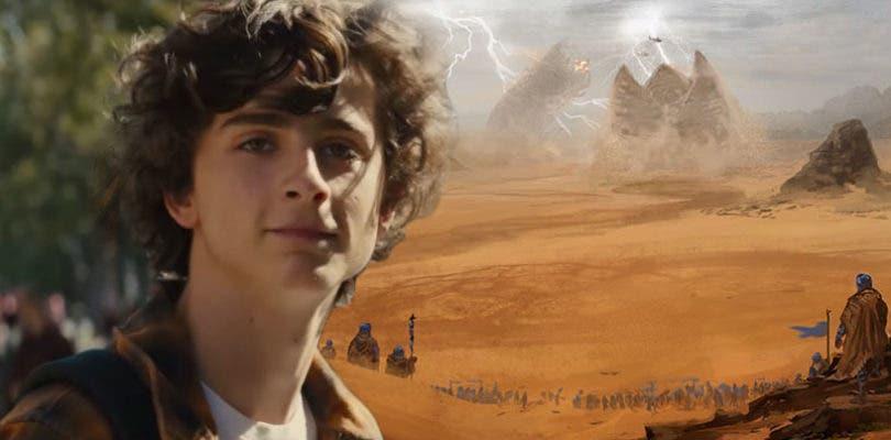 Timothée Chalamet está a un paso de protagonizar la nueva Dune