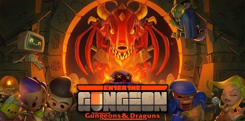 La nueva expansión de Enter the Gungeon ya tiene fecha de lanzamiento