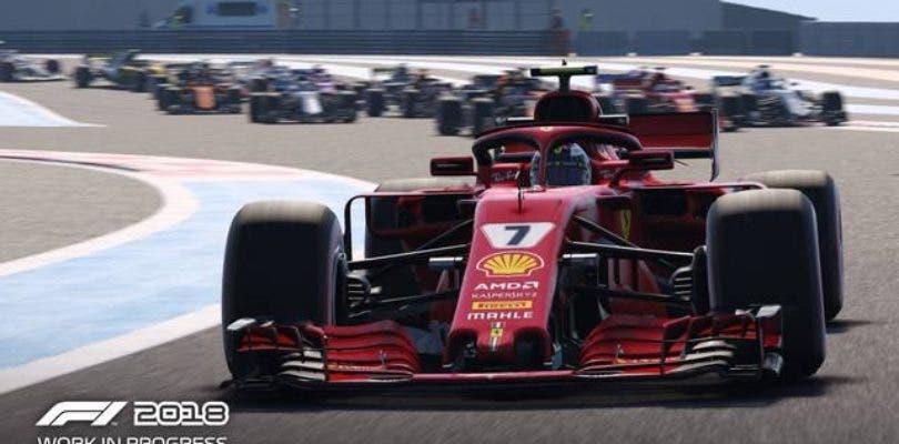 F1 2018 enseña su jugabilidad en un nuevo tráiler