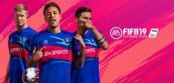 Así es el menú de FIFA 19 Ultimate Team