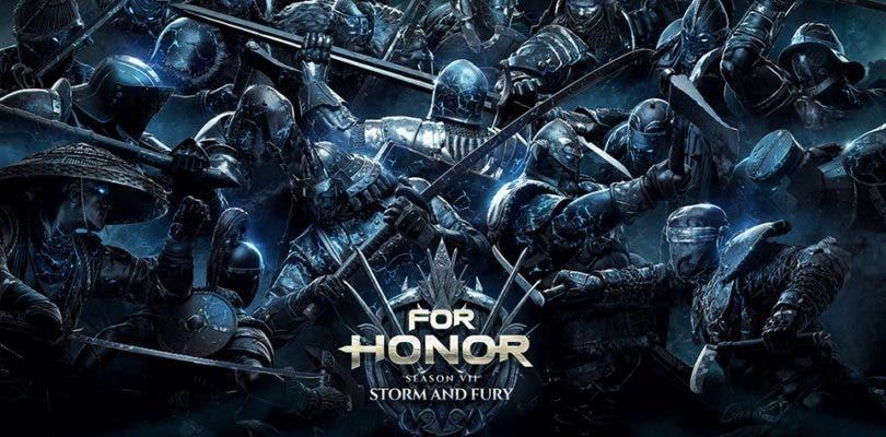 La séptima temporada de For Honor ya tiene fecha de inicio