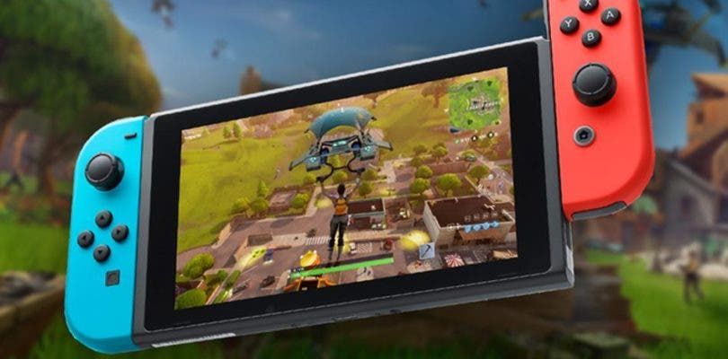 Fortnite Para Nintendo Switch Ya Cuenta Con Controles Giroscopicos