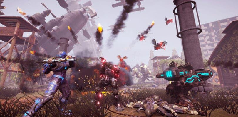 El shooter Gene Rain ya tiene fecha de lanzamiento para Xbox One