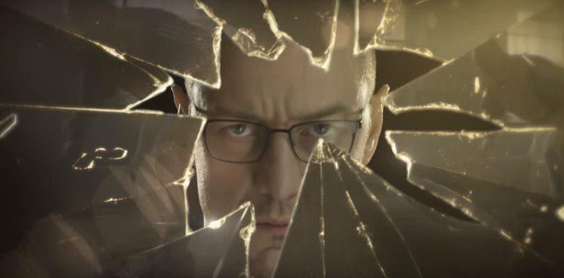 La mente de Kevin se fragmenta en el primer teaser de Glass