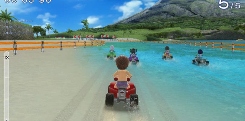 Go Vacation ya está disponible y sus creadores comparten el tráiler de lanzamiento