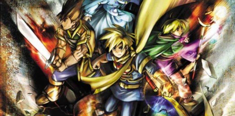 Fallece Kajiyama, ilustrador de sagas como Golden Sun y Shining Force