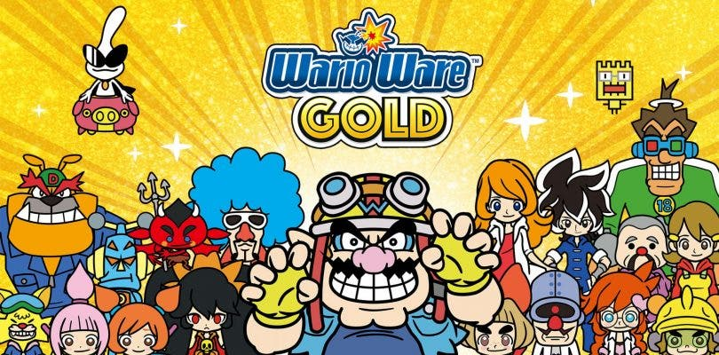 WarioWare Gold ya cuenta con demo disponible en la eShop de 3DS