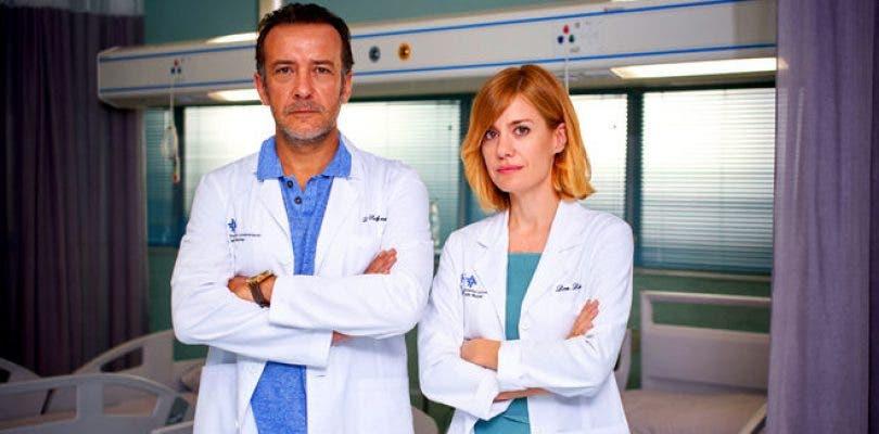 La 1 prepara una nueva serie médica: Hospital Valle Norte, con Alexandra Jiménez