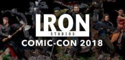 Iron Studios enamora con un gran diorama de la batalla contra Thanos