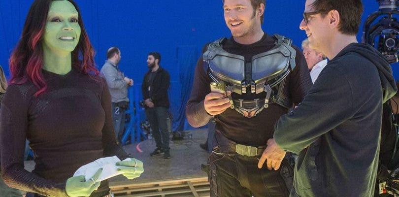 Los Guardianes de la Galaxia se unen para defender a James Gunn