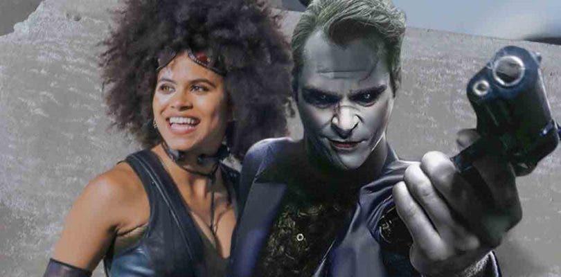 Zazie Beetz está en negociaciones para acompañar a Joaquin Phoenix en Joker