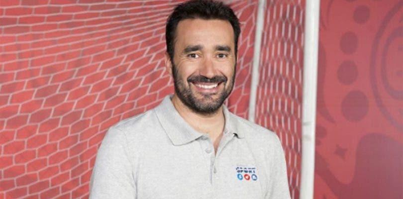Juanma Castaño llegará como fichaje estrella de #Vamos, el canal deportivo de Movistar+