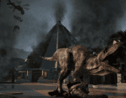 Análisis Jurassic World Evolution