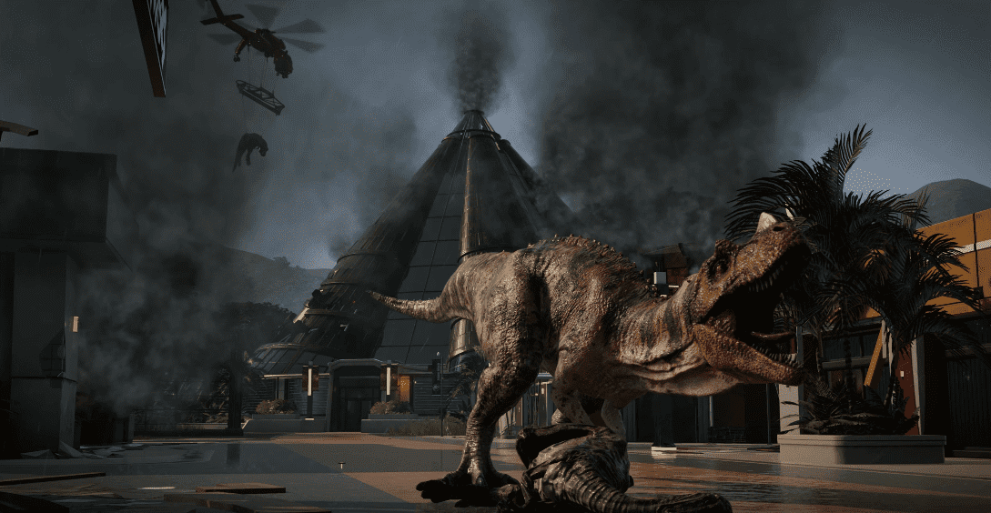 Imagen de Análisis Jurassic World Evolution