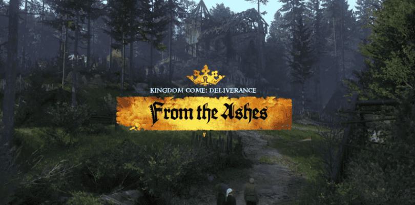 From the Ashes de Kingdom Come: Deliverance luce un nuevo vídeo