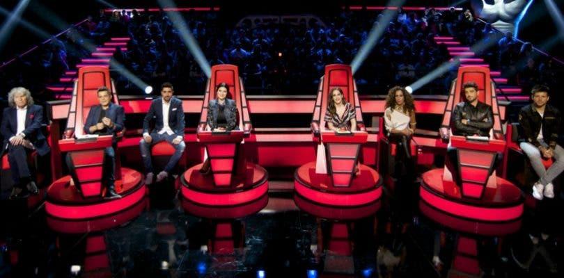 El plató de La Voz en Antena 3 será el doble de grande que en Telecinco