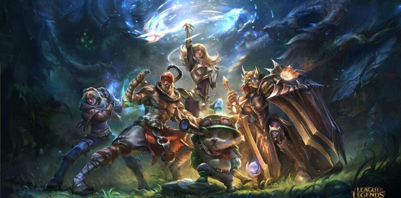 El cofundador de Riot Games da indicios de un MMO de League of Legends