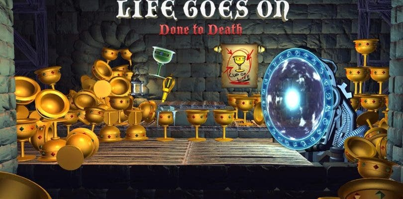 Life Goes On: Done to Death confirma su llegada a Nintendo Switch para este mismo mes