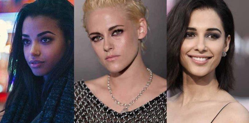 Kristen Sewart, Naomi Scott, y Ella Balinska serán las nuevas ángeles de Charlie