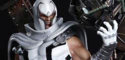 XM Studios deslumbra con una versión en blanco de Magneto