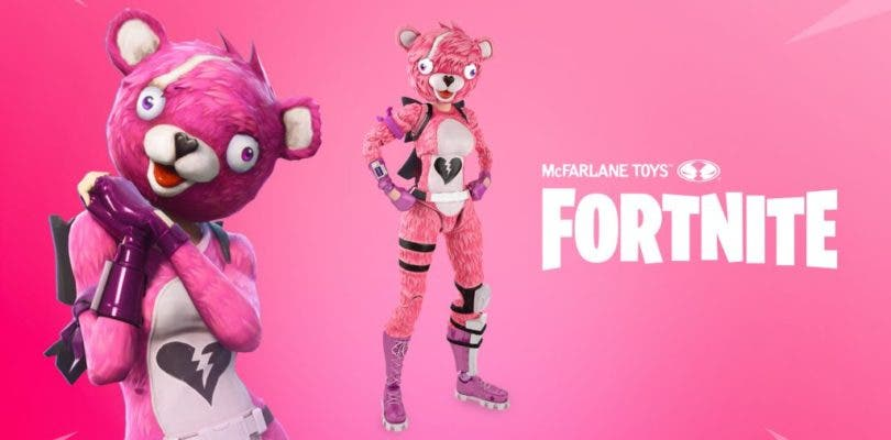 McFarlane Toys confirma una nueva línea de figuras de Fortnite