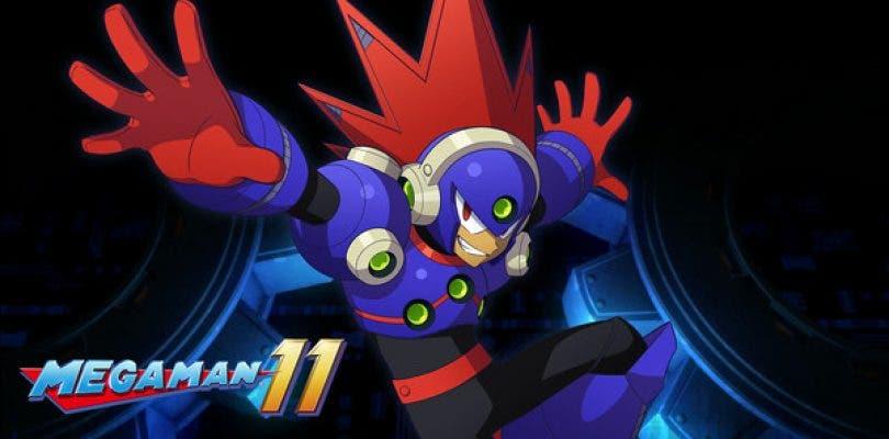 Mega Man 11 nos introduce a Blast Man, un nuevo villano