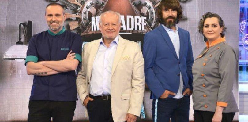 Telecinco estrena Mi Madre Cocina Mejor que la Tuya el próximo martes
