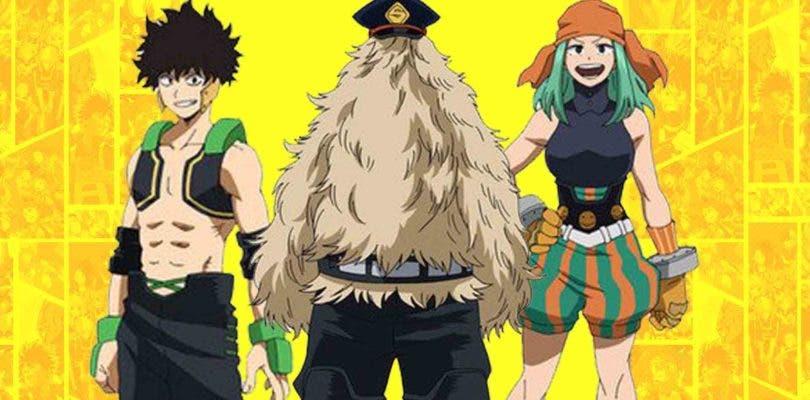 My Hero Academia recibirá a 7 nuevos personajes en el próximo episodio