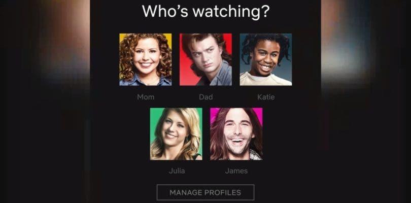 Netflix ya permite personalizar los avatares de los perfiles con imágenes de series