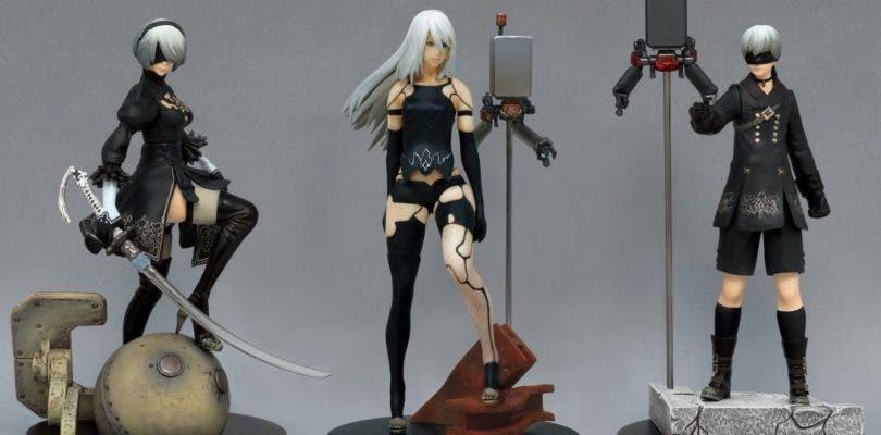 NieR:Automata: Square-Enix muestra una nueva figura de A2