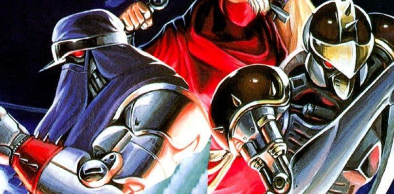 Ninja Warriors Again hace renacer a la marca en Nintendo Switch