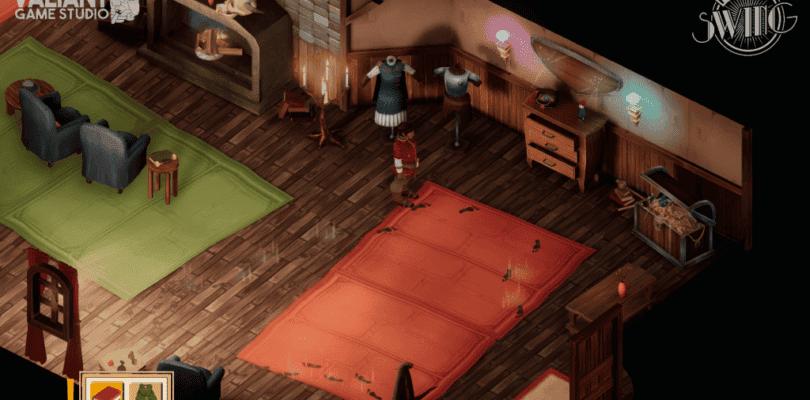 La aventura narrativa cargada de crítica social Pendula Swing ya tiene fecha de estreno en PC